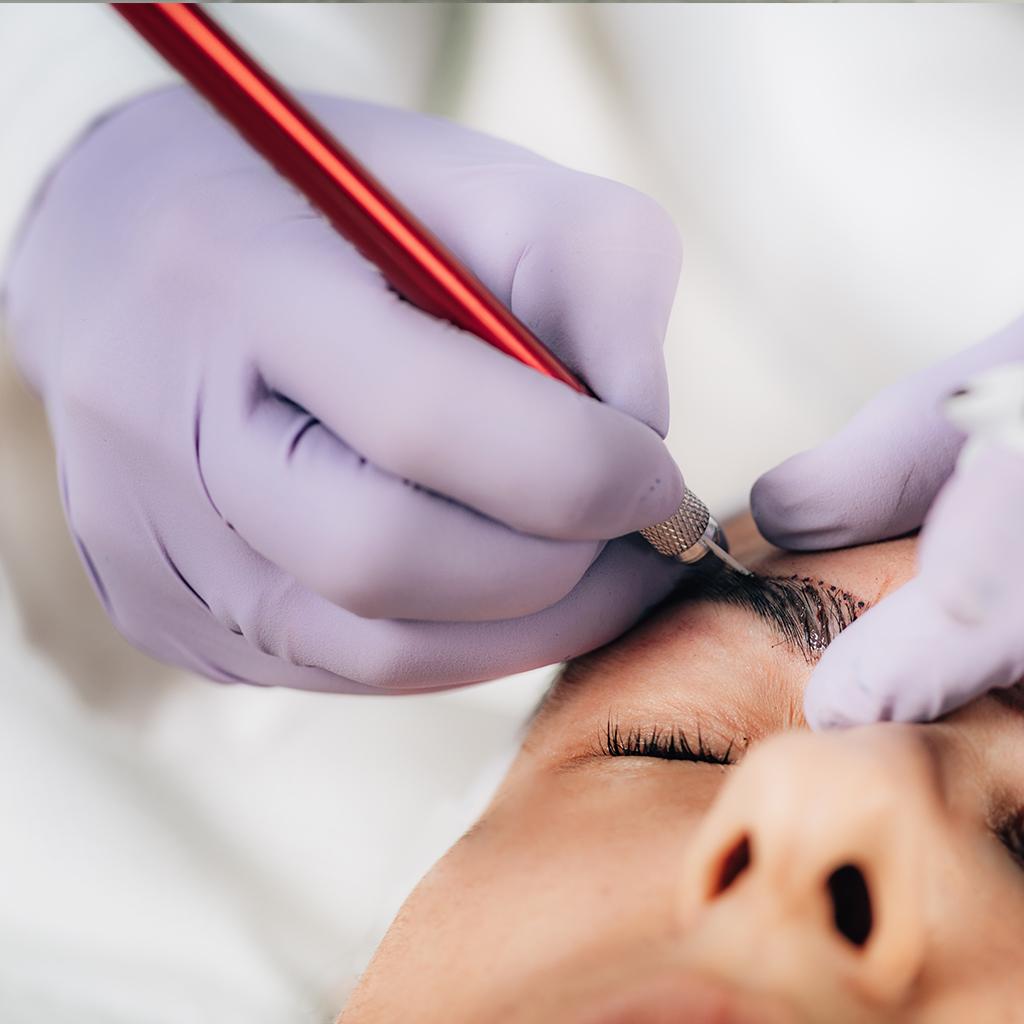 Wimpern und Brauen Brunnmatt-Kosmetik Sursee